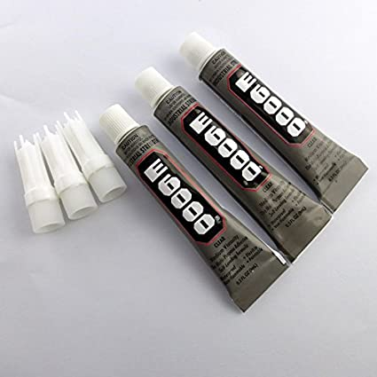 Shomy High Quty E6000 Glue 9ml Transpat Multipurpose Adhesive Diy
