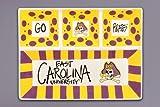 Magnolia Lane Collegiate Ceramic 4 Section Divided Tray (East Carolina University Pirates)