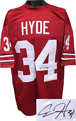 carlos hyde jersey cheap