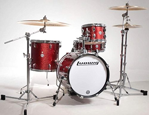 ludwig breakbeats for sale only 2 left at 70. Black Bedroom Furniture Sets. Home Design Ideas