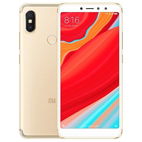 Xiaomi Redmi S2 4G Phablet 5.99 inch MIUI 9 Qualcomm Snapdragon 625 Octa Core 2.0GHz 4GB RAM 64GB ROM 12.0MP + 5.0MP Rear Camera Fingerprint Recognition 3080mAh Smartphones (Gold)