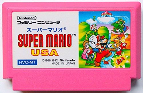 Super Mario Brothers Panic Famicom Japanese
