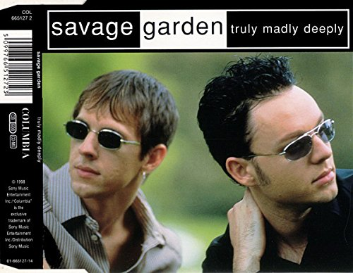 Savage Garden - Truly madly deeply [Single-CD] - Amazon.com Music