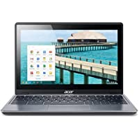 Acer C720P-2666 Chromebook (11.6-Inch Touchscreen, 2GB)