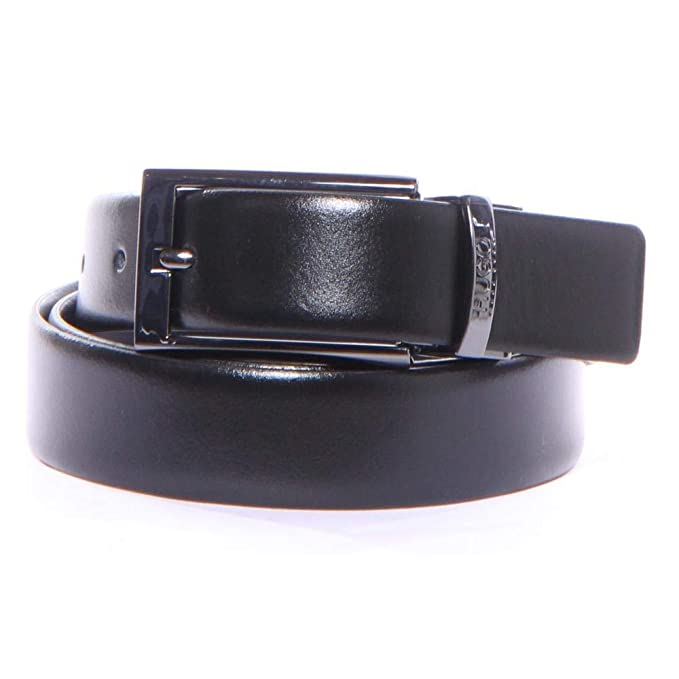 search for official official images exquisite style Hugo Boss Men's Elvio-u Sized Reversible Italian Leather Belt
