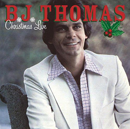 B.J. Thomas: Christmas Live by SBME SPECIAL MKTS.