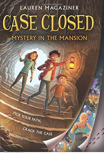 Case Closed #1: Mystery in the Mansion by Katherine Tegen Books