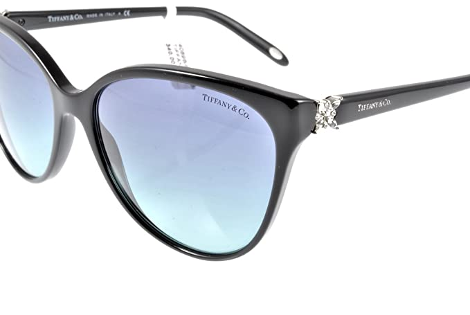 Tiffany & Co. TF4089B gafas de sol, Negro (Onyx 80019S ...
