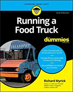 The truck food cookbook 150 recipes and ramblings from americas running a food truck for dummies for dummies lifestyle forumfinder Images