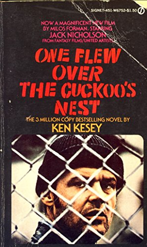 an analysis of suffering in one flew over the cuckoos nest by ken kesey One flew over the cuckoo's nest ken kesey buy  about one flew over the cuckoo's nest  character analysis randle patrick mcmurphy.