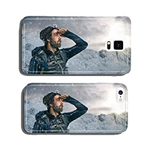 climbers view cell phone cover case iPhone6 Plus