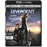 Divergent [4K + Blu-ray +  Digital Copy]