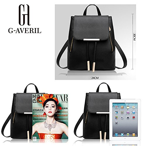 Black G Blue Black Backpack Ga1139 b averil Bag Woman qtrtp4
