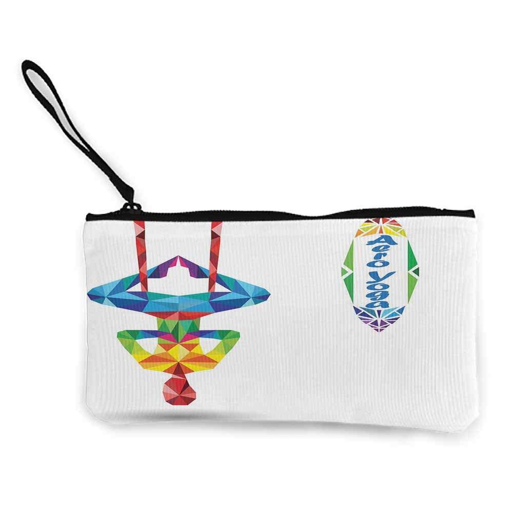 Amazon.com: Yoga,Canvas Purse Aerial Aero Anti Gravity Yoga ...