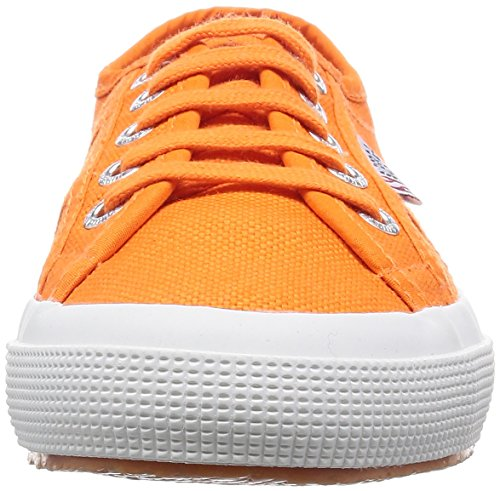 Orange Hot Classic G02 Arancione Sneakers 2750 Unisex Adulto Superga Cotu q8HzwFqP