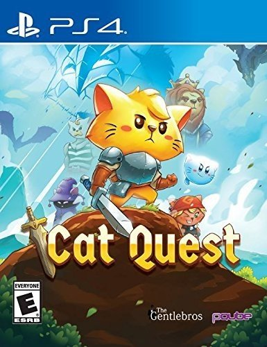 Top 6 recommendation cat quest game for 2019