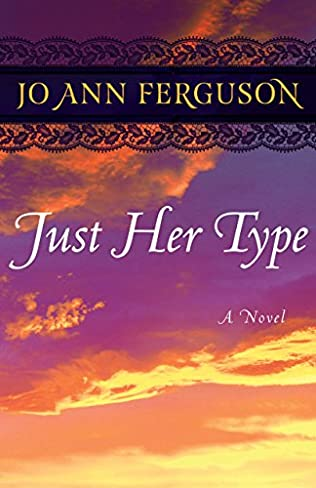 book cover of Just Her Type