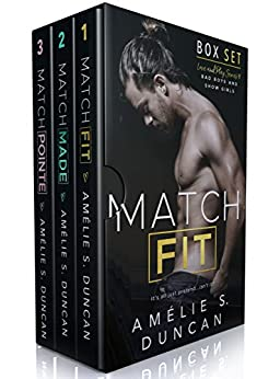 Match Fit, Match Made, Match Pointe (The Love and Play Series Box Set) by [Duncan, Amélie S.]