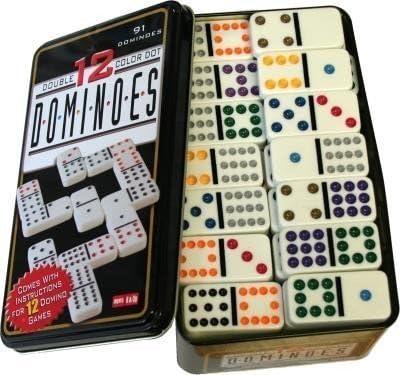 GMMH - Domino: Amazon.es: Juguetes y juegos