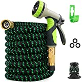 Zalotte Expandable Garden Hose with 9 Function