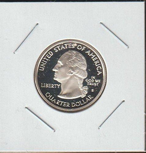 2004 S Washington State Quarter Michigan Quarter Superb Gem Proof DCAM US Mint
