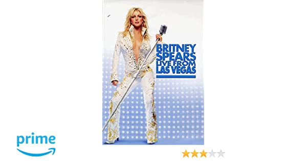 Britney Spears: Live From Las Vegas [DVD]: Amazon.es: Britney Spears: Cine y Series TV
