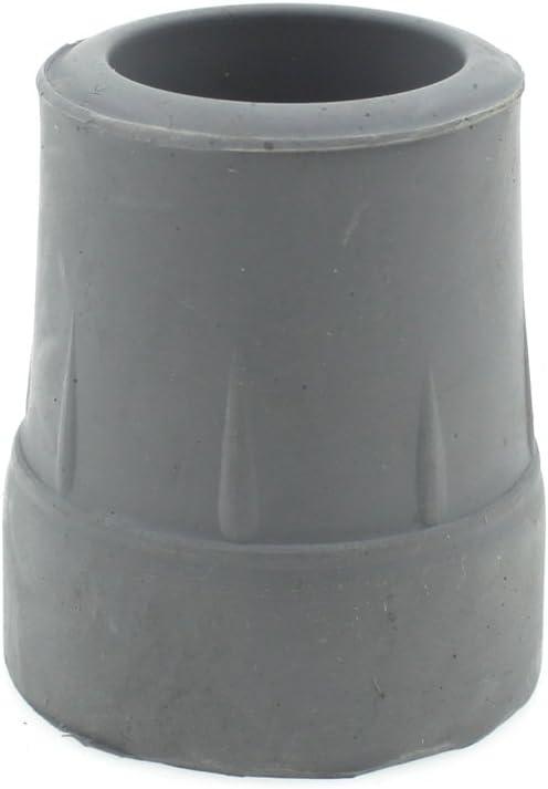 Cantidad 4x: 25mm Conteras Virolas De Goma Para Muletas Bastones Andadores - Por Lifeswonderful®