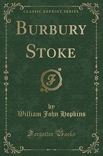 Burbury Stoke (Classic - Burbury Usa