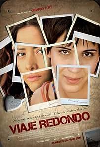 Mexico Movie Viaje Redondo pelicula metal poster cartel hojalata signo 20x30cm