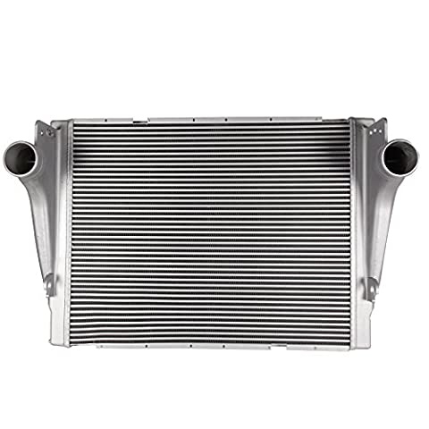 ECCPP Charge Air Cooler for 2008-2009 Peterbilt 355 365 367 2008-2010 Kenworth T800 (Air Cooled Shroud)