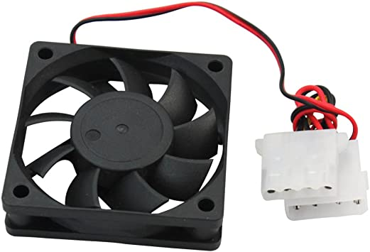 Nuevo 60mm Ventilador de CPU 4 Pins Disipador Fan Para PC ...