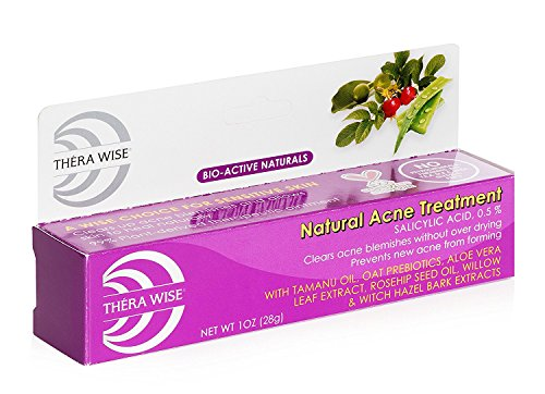 (Thera Wise Natural Acne Treatment, 1oz)