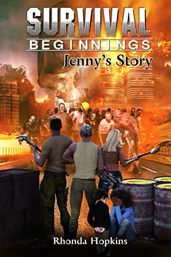 Jenny's Story: Survival Beginnings by [Hopkins, Rhonda]