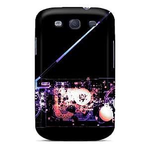 meilz aiaiTpu Fashionable Design X Ray Radio Rugged Case Cover For Galaxy S3 Newmeilz aiai