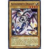 YuGiOh : SDLI-EN001 1st Ed Alexandrite Dragon Common Card - ( Realm of Light Yu-Gi-Oh! Single Card ) by Deckboosters
