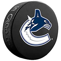 Vancouver Canucks Officially Licensed Hockey Puck