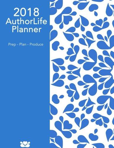 AuthorLife Planner 2018