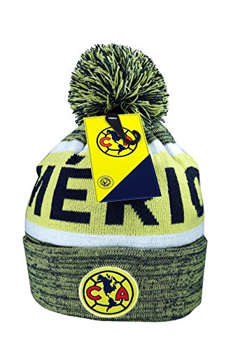 Club America Authentic Official Licensed Product Soccer Beanie - 05-1 by Club America
