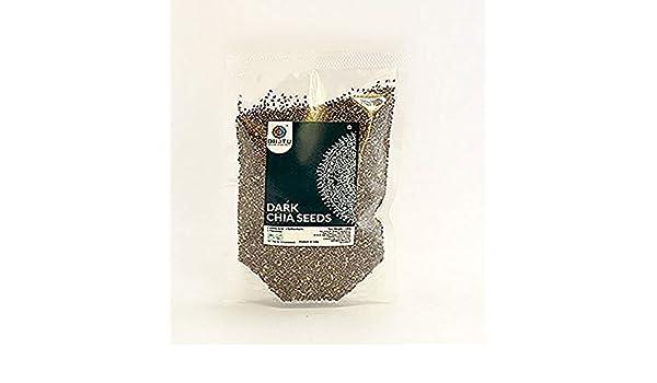 Dhatu Natural Semillas Chia - 100g: Amazon.es: Alimentación ...