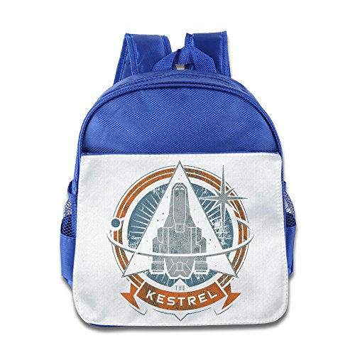 [XJBD Custom Funny FTL Faster Than Light Kids Shoulders Bag For 1-6 Years Old RoyalBlue] (Sly Cooper Cosplay Costumes)