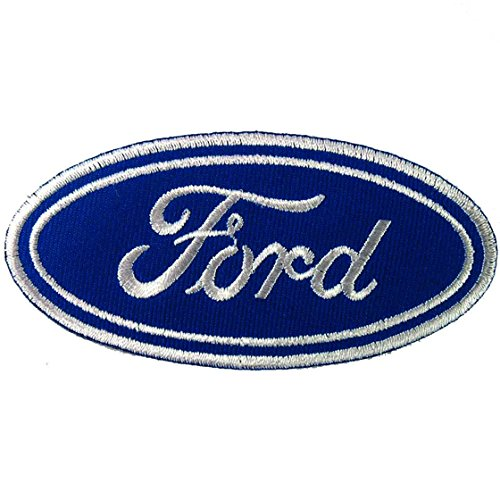 Mustang Patch - Ford Racing Patch Embroidered Iron on Patch O