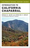 Introduction to California Chaparral (California Natural History Guides)