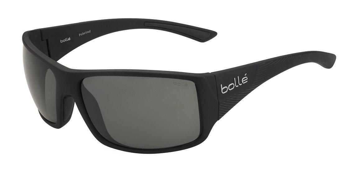 Bollé Tigersnake Gafas, Unisex Adulto, (Matte Black/Shiny Blue), L: Amazon.es: Deportes y aire libre