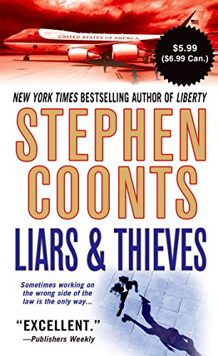 Book Cover Of Liars And Thieves