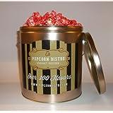 Popcorn Bistro Red Hot Cinnamon Gourmet Popcorn 1 Gallon