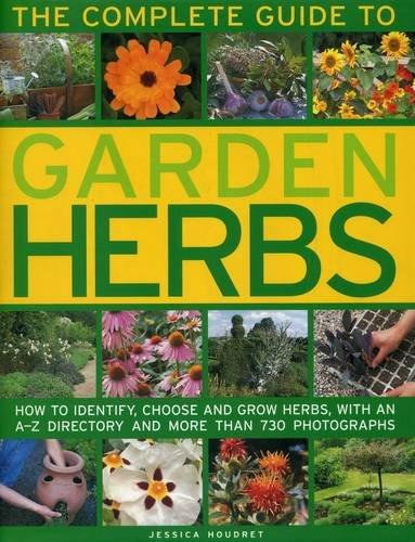 Ultimate Book of Herbs & Herb Gardening pdf epub