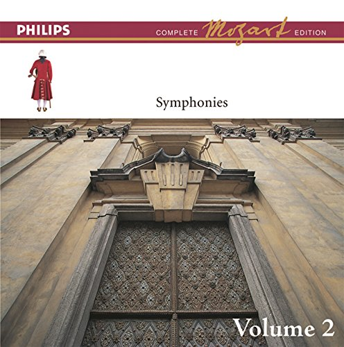 Mozart: The Symphonies, Vol.2 (Complete Mozart Edition)