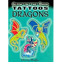 Glow-in-the-Dark Tattoos Dragons