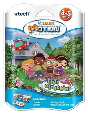 VTech V-Motion Smartridge Little Einsteins