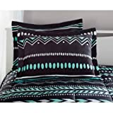 Your Zone Tribal Bedding Comforter Set, Full by Your Zone